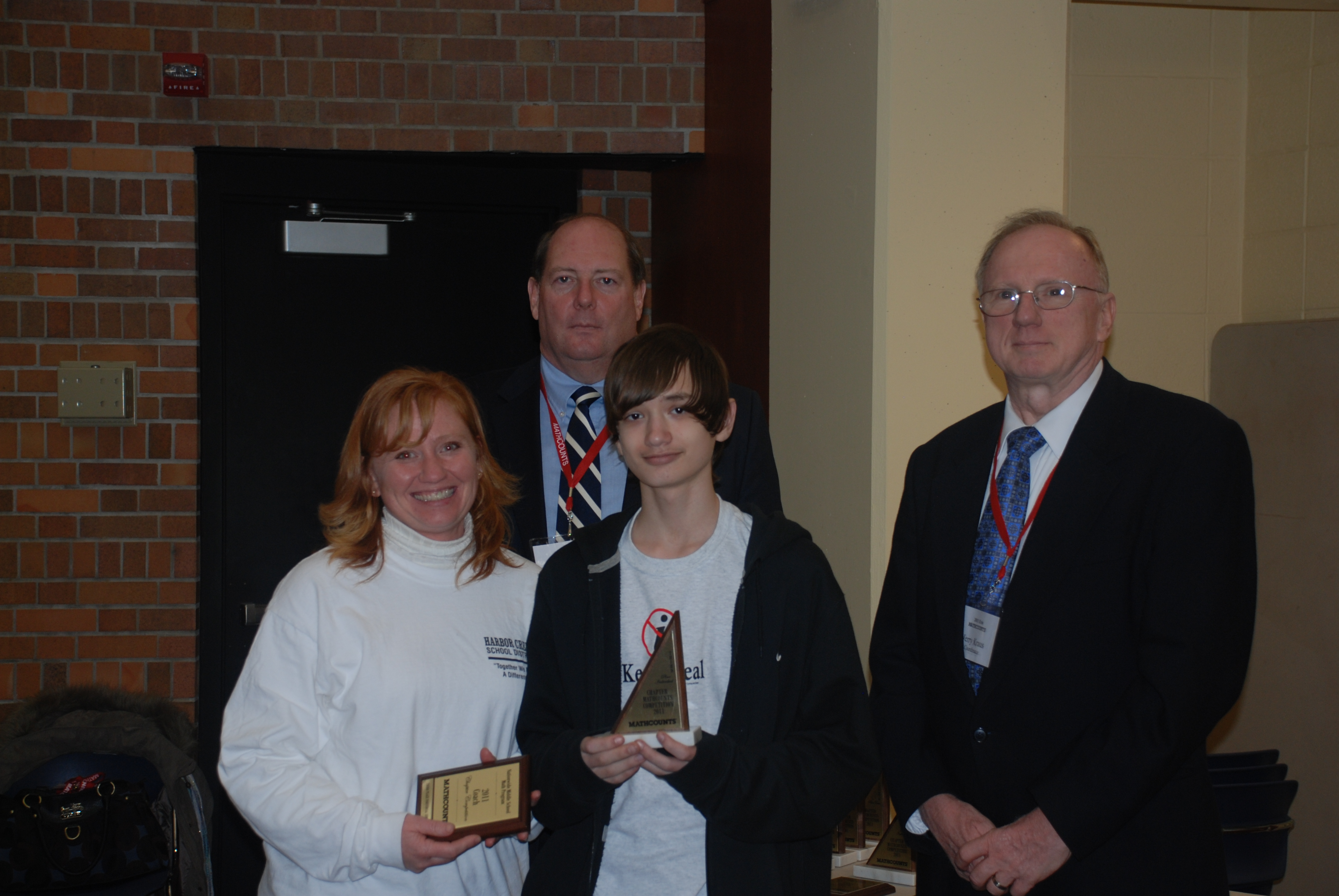 2011 3rd Place Individual